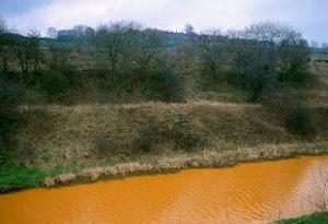 矿井污水排放检测