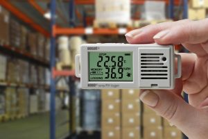 维生素生产商通过温度测绘确保质量ux100-003