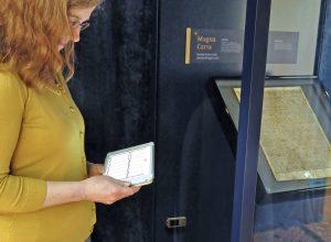 蓝牙(BLE)温湿度记录器MX1101对历史文件大宪章的保护影响
