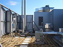 蓝色和绿色:城市屋顶绿化性能在靛蓝和蓝绿色建筑在俄勒冈州波特兰市的研究