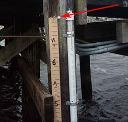 飓风Katrina引起的潮汐变化研究--U20系列水位记录器01